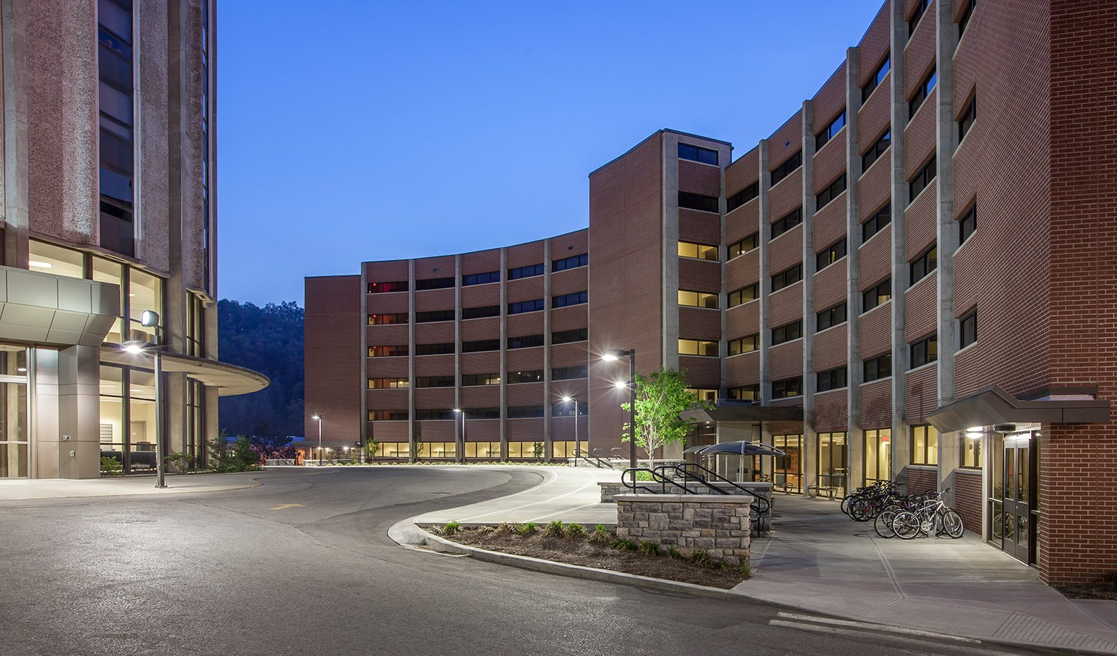 morehead state university mignon complex renovation eop architects