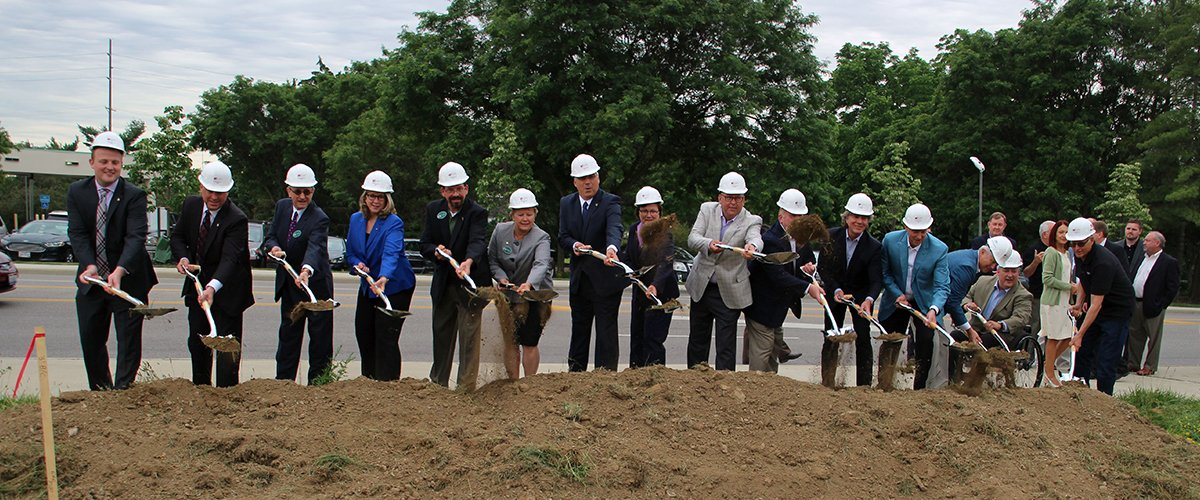 aloft westerville groundbreaking NEWS image