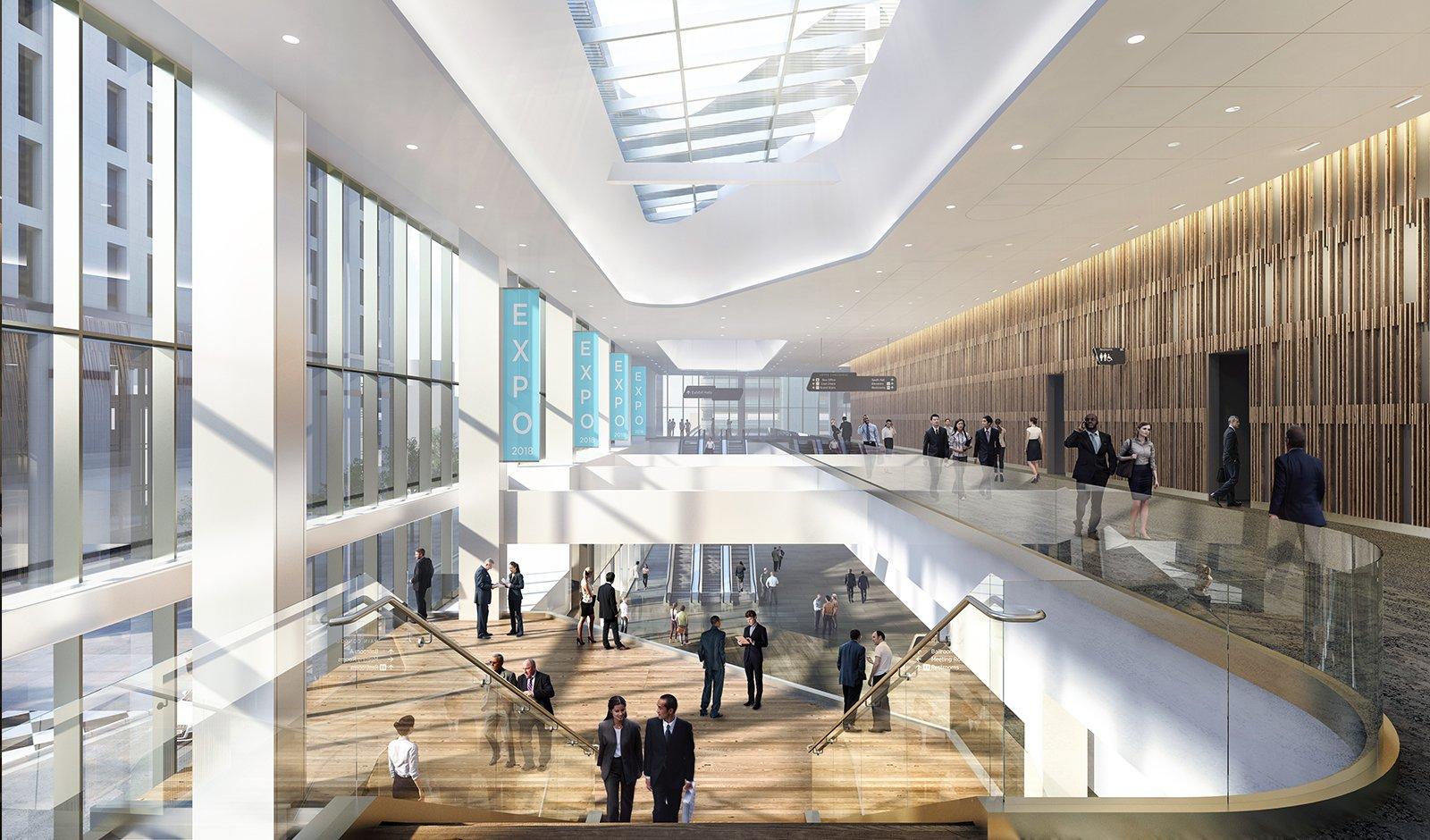 Kentucky International Convention Center Renovation & Expansion ...