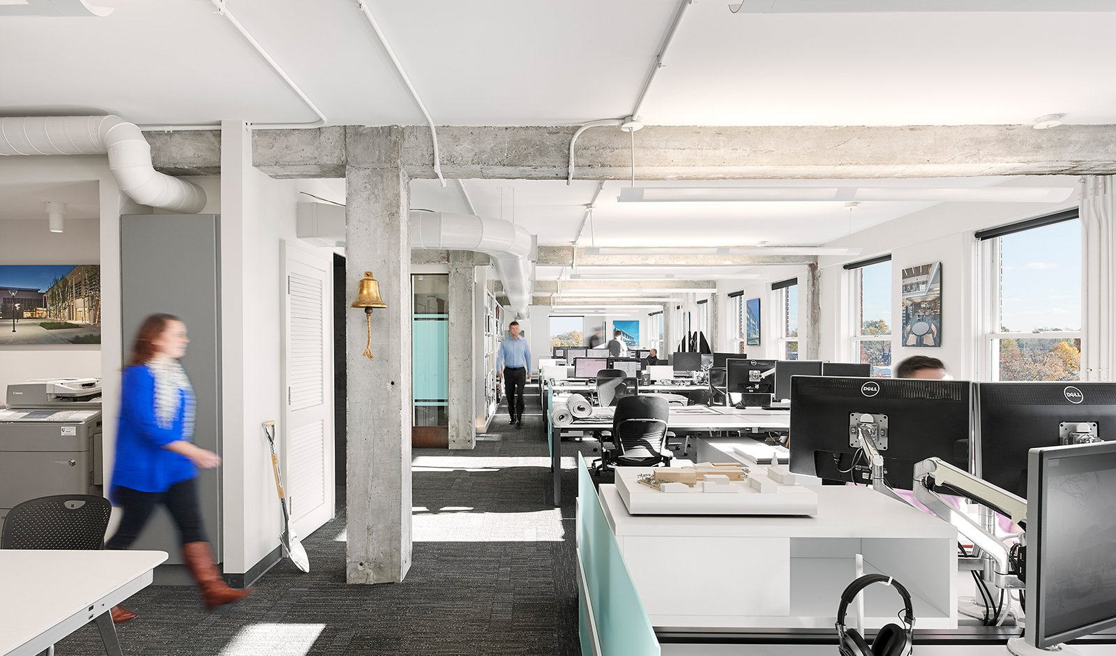Business Lexington Showcases EOPs Renovation EOP Architects
